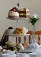 Afternoon tea from Langan's Tea Rooms