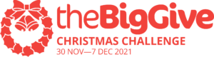 The Big Give Christmas Challenge 2021 for the O'Connor Gateway Trust. Save the date and double your donation